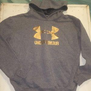 Under armor sweat shirt